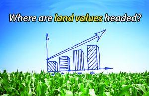 2019 Farmland Values & PAER Shows Slight Decline purdue land values survey price per acre indiana farmland